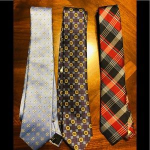 Lot of (3) ties from my personal collection